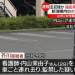 芥川豊史・看護師殺害のキーマン自殺か!?新潟ビジネスホテルに遺体と遺書!