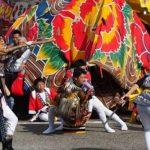 鶴来のほうらい祭り2018年!日程やみどころ・駐車場や交通規制を紹介