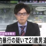 稲岡将太の顔画像と前科あり・性的暴行の動機に仰天!容疑者のツイッターに児童養護施設