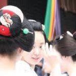 舞妓さんのメイクや髪型でキャリアがわかる!?