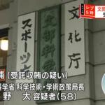 佐野太局長を特捜部が逮捕!我が子の東京医科大学受験に加点の収賄・リーク元は?