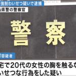 西村大樹の逮捕と顔画像・自宅で強制わいせつ!初日に出会ったアプリの女性・和歌山警察官