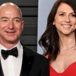 アマゾンのべゾス・マッケンジー夫妻の家族は?離婚原因は?世界1の財産分与4兆円!