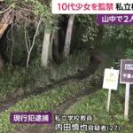 内田慎也の顔画像は?新島学園教師が女子生徒を車に監禁・無理心中未遂?